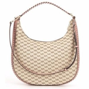 08802194632 ... Leather Michael Kors  398 Natural Fawn Lauryn Lrg Shoulder ...